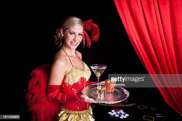 5 Reasons Not To Be A Cocktail Waitress