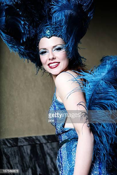 showgirl - showgirl stock-fotos und bilder
