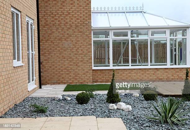 showhome back garden