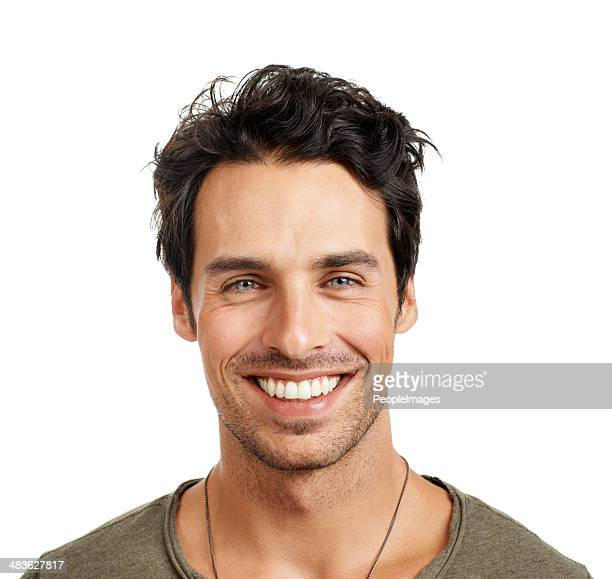 showing off his pearly whites! - caucasian appearance stock pictures, royalty-free photos & images