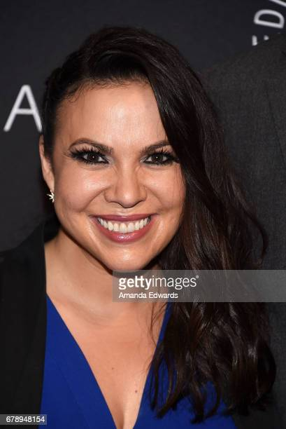 Showrunner and executive producer Gloria Calderon Kellett arrives at the 2017 PaleyLive LA Spring Season An Evening With One Day At A Time screening...