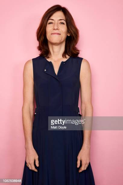 Showrunner Sandy Zweig of CNN's Anthony Bourdain Parts Unknown poses for a portrait during the 2018 Tribeca TV Festival on September 22 2018 in New...