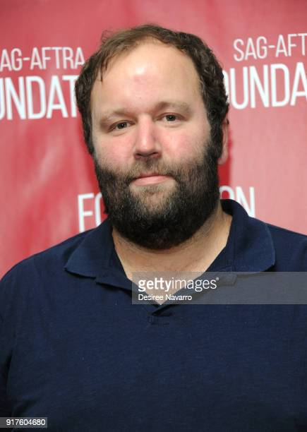 Showrunner Will Graham attends SAGAFTRA Foundation Conversations 'Mozart In The Jungle' at The Robin Williams Center on February 12 2018 in New York...