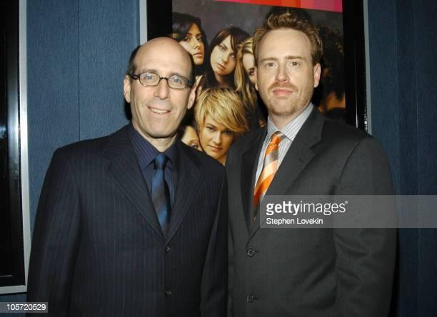 Showtime Chairman and CEO Matt Blank and Showtime President of Entertainment Robert Greenblatt