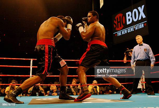 Showtime Championship Boxing 'ShoBox' Heavyweight Bout Dominick Guinn and Eddie Chambers