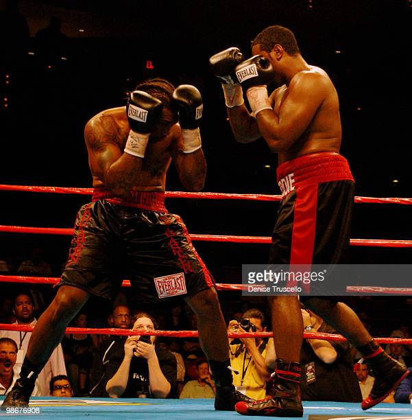 Showtime Championship Boxing 'ShoBox' Heavyweight Bout Dominick Guinn is Defeated by Eddie Chambers