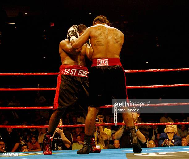 Showtime Championship Boxing 'ShoBox' Heavyweight Bout Eddie Chambers and Dominick Guinn