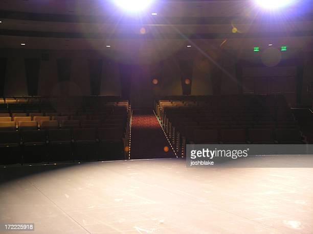 Showtime-Bühne
