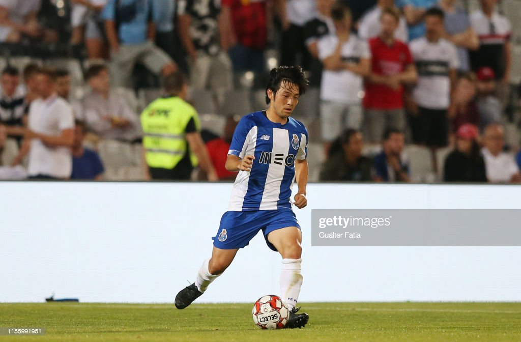 FC Porto v Fulham FC- Pre-Season Friendly : News Photo