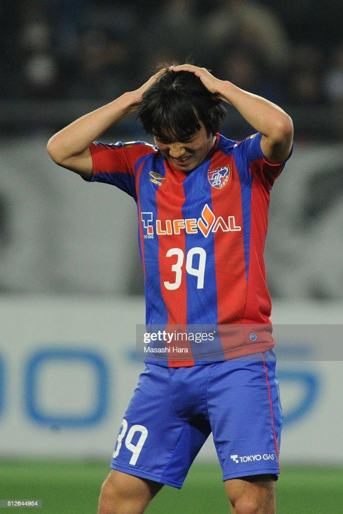 FC Tokyo v Omiya Ardija - J.League 2016 : ニュース写真