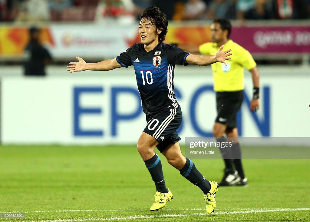 Japan v Iran - AFC U-23 Championship Quarter Final : ニュース写真