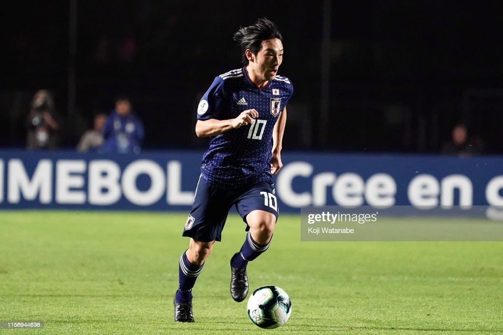 Japan v Chile: Group C - Copa America Brazil 2019 : ニュース写真