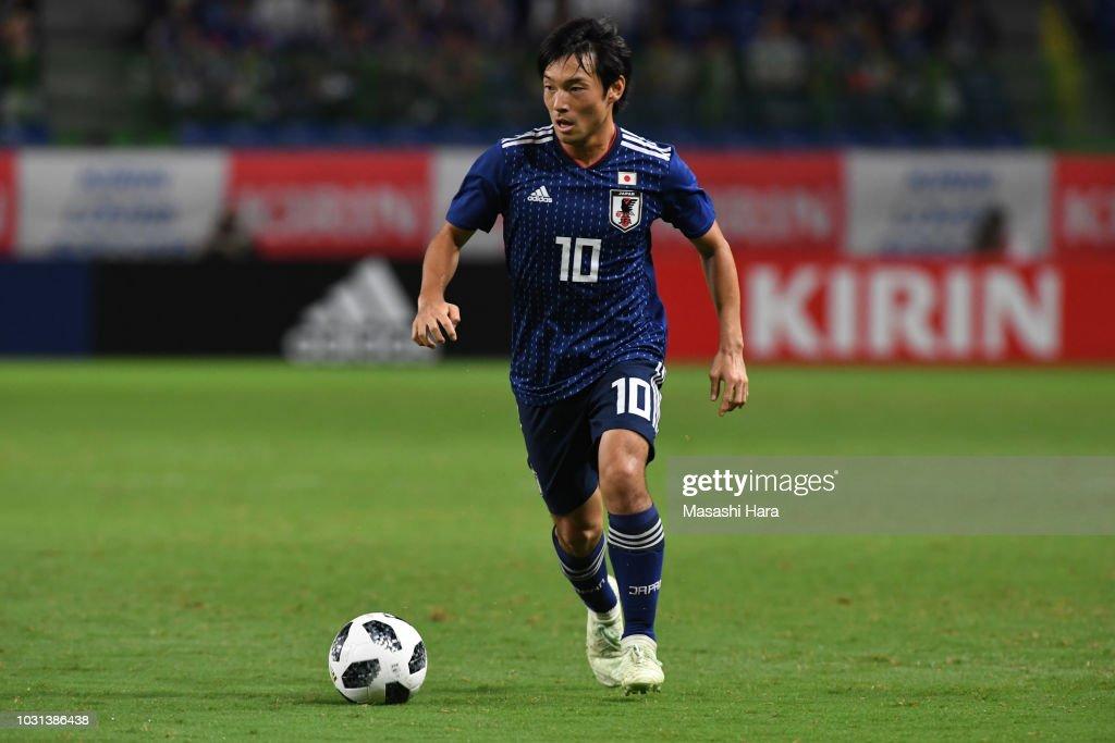 Japan v Costa Rica - International Friendly : ニュース写真
