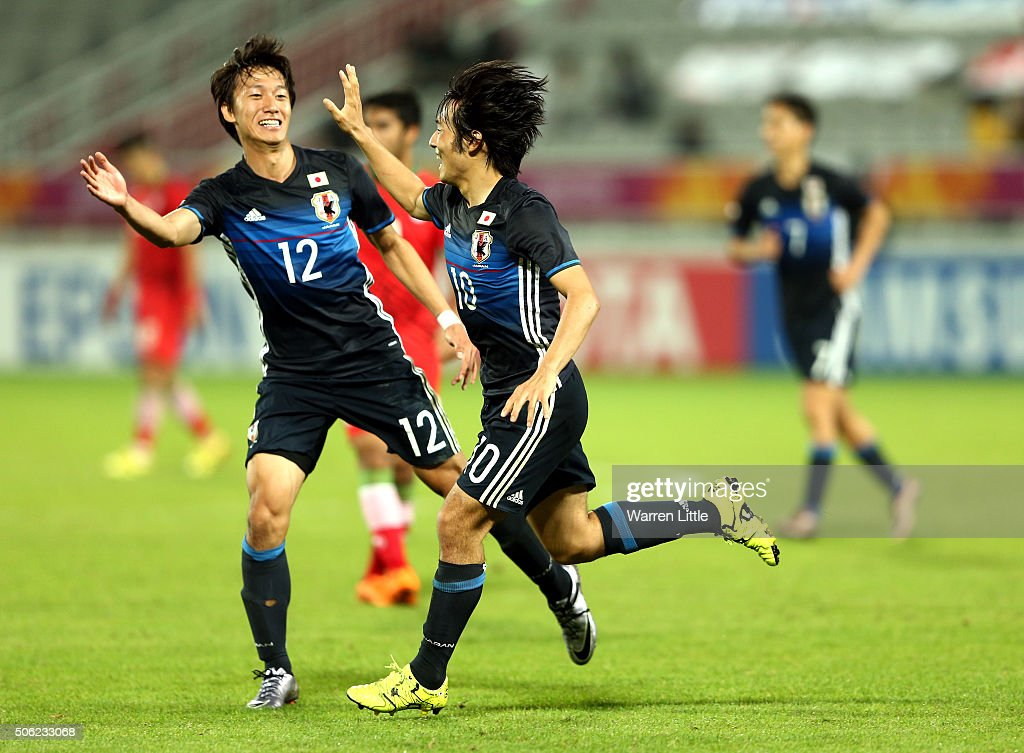 Japan v Iran - AFC U-23 Championship Quarter Final