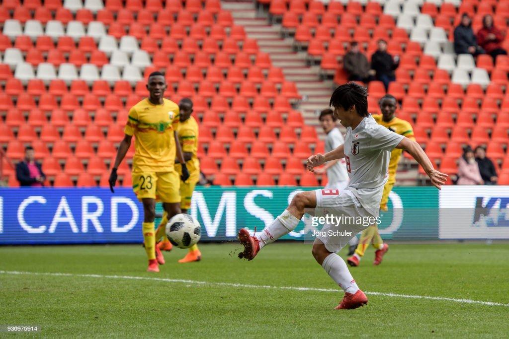 Japan v Mali - International Friendly : ニュース写真