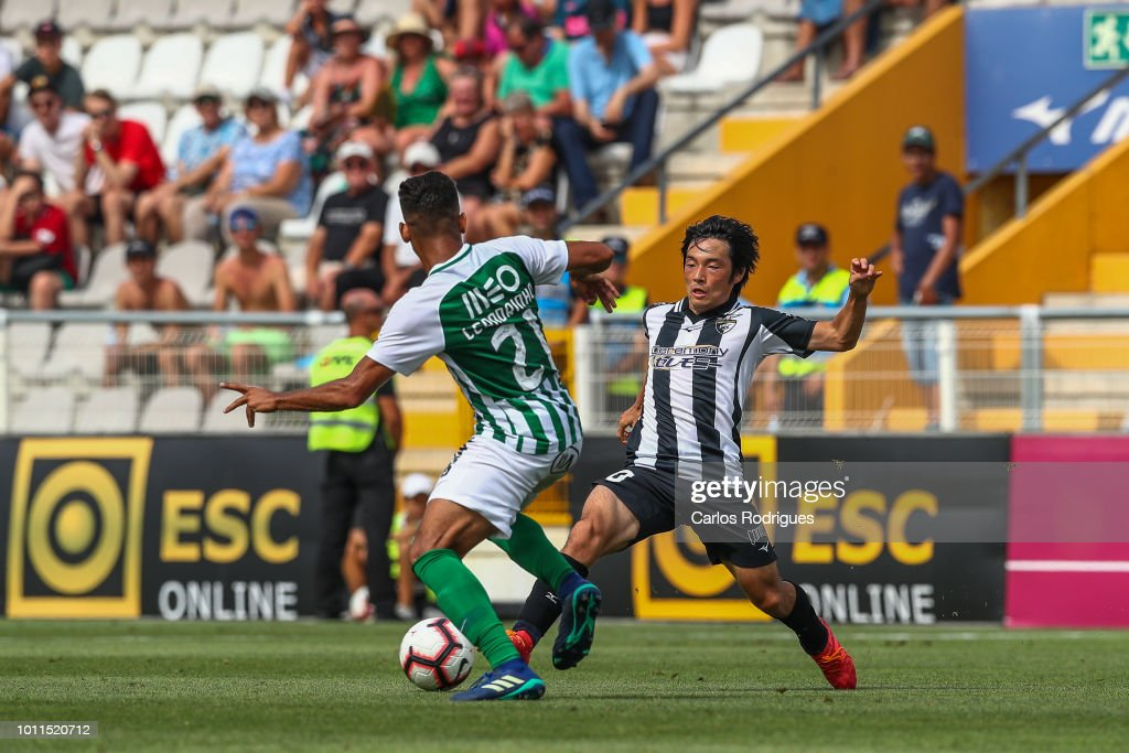 Portimonense v Rio Ave - Portuguese League Cup : News Photo