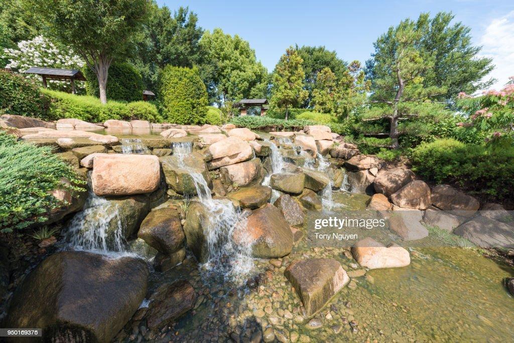 Shoyoen Japanese Garden Japanese Gardens In Dubbo Australia High Res Stock Photo Getty Images