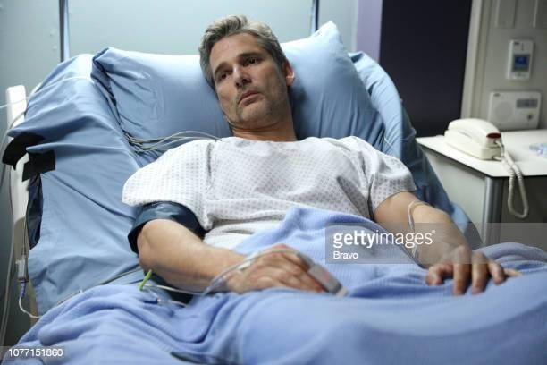 JOHN Shrapnel Episode 104 Pictured Eric Bana as John Meehan