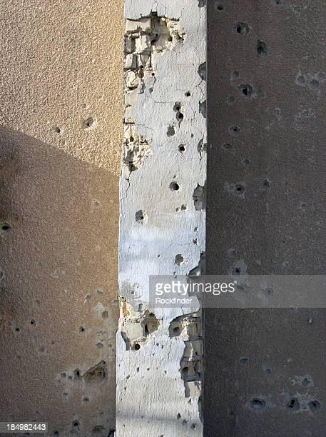 Shrapnel Wall