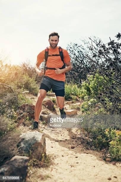 Cette course de trail de déchiquetage