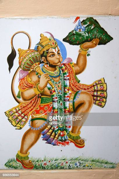 hanuman stock photos and pictures getty images