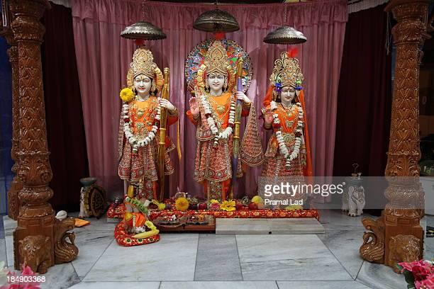 shree ram darbar - hindu god stock pictures, royalty-free photos & images