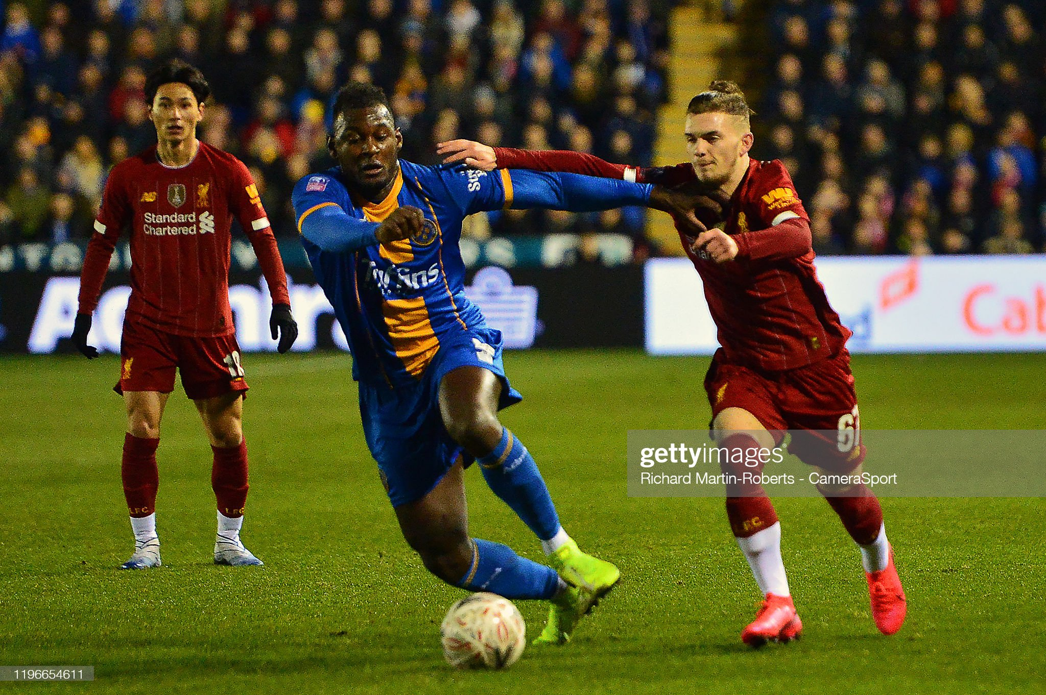 Liverpool v Shrewsbury preview, prediction and odds