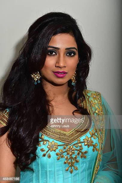 Shreya Ghoshal Stock Photos And Pictures