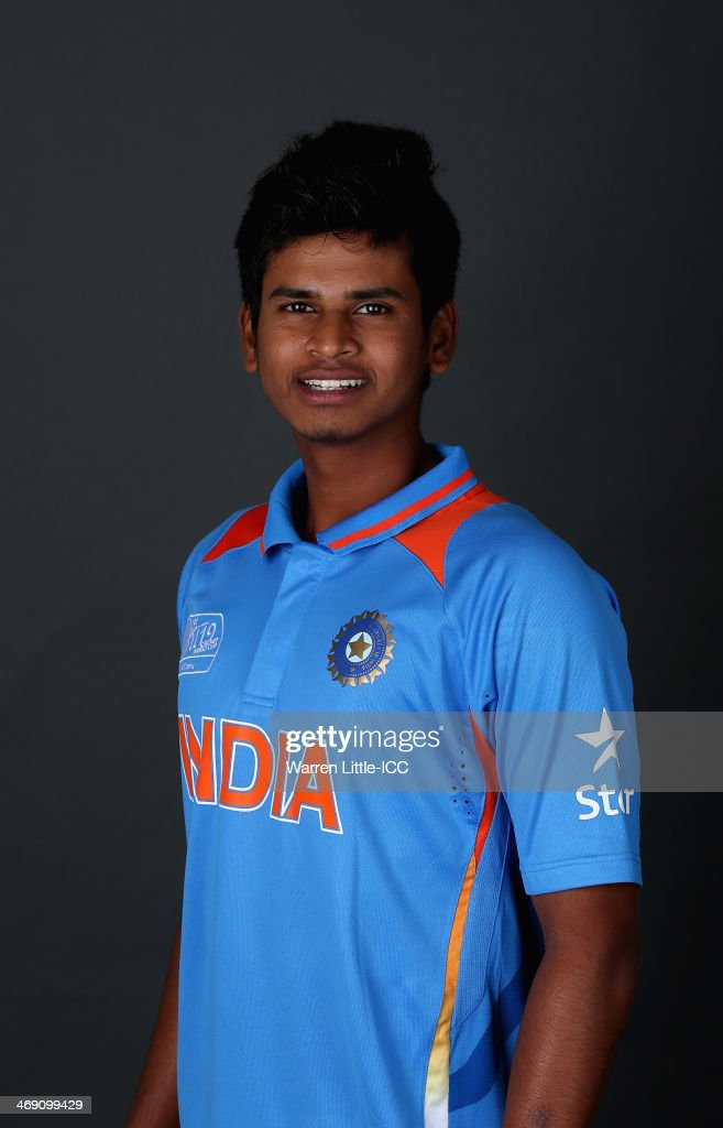 ICC Under 19 World Cup - India Headshots