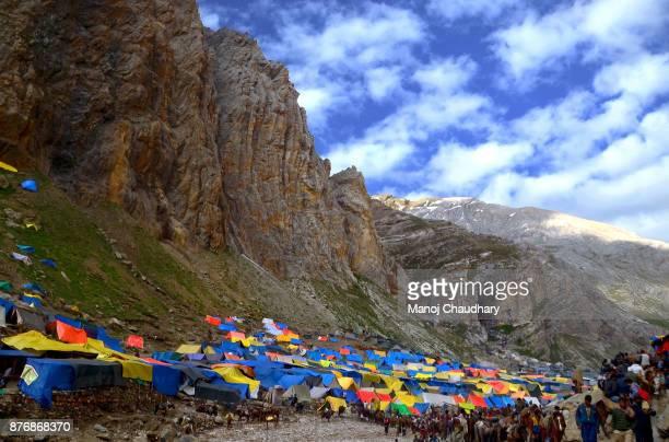 Shri Amarnath Trek 2013