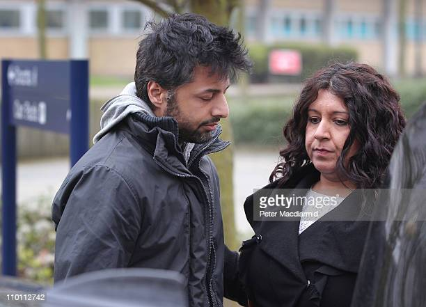 Shrien Dewani leaves Belmarsh Magistrates Court on March 15 2011 in London England Mr Dewani has been granted a bail extension on the condition that...