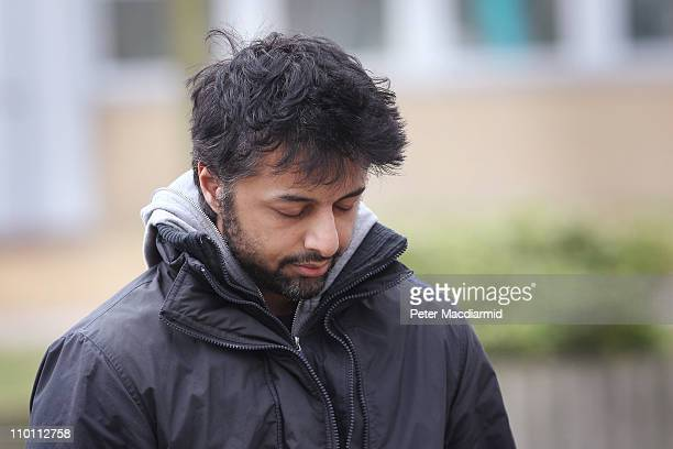 Shrien Dewani leaves Belmarsh Magistrates Court on March 15 2011 in London England Mr Dewani has been granted a bail extension on condition that he...