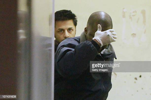 Shrien Dewani leaves City of Westminster Magistrates court on December 8 2010 in London England South African police had requested Shrien Dewani be...