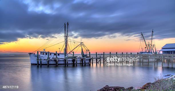 Shrimp Boats Fernandina Beach Florida