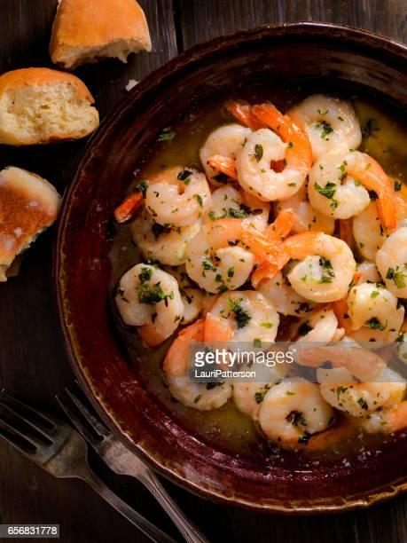 Shrimps Scampi