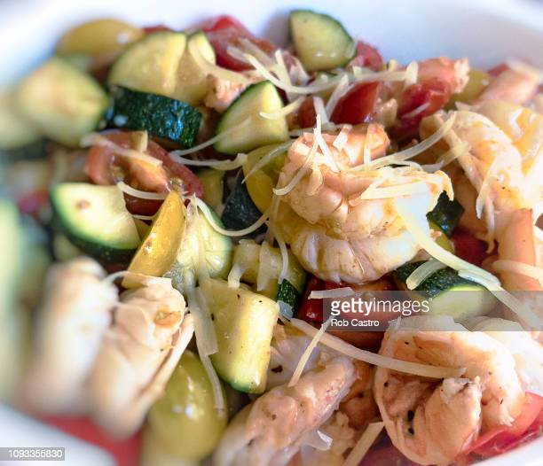 Shrimp Zucchini
