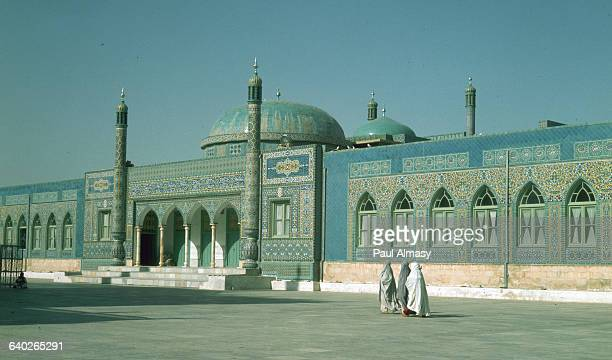 Shrine of Ali in MazariSharif