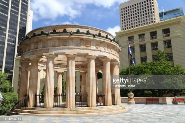 Shrine of Remembrance, ANZAC Square, Brisbane, Australia
