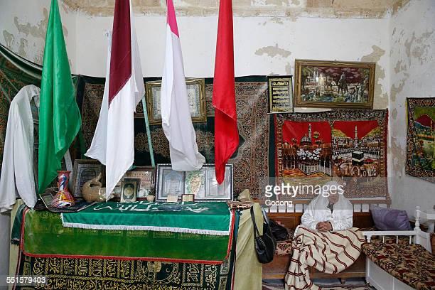 shrine - drapeau tunisien photos et images de collection
