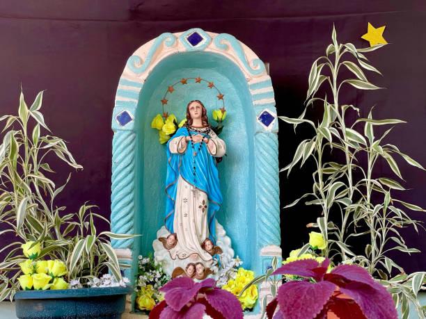 Shrine to Virgin Mary