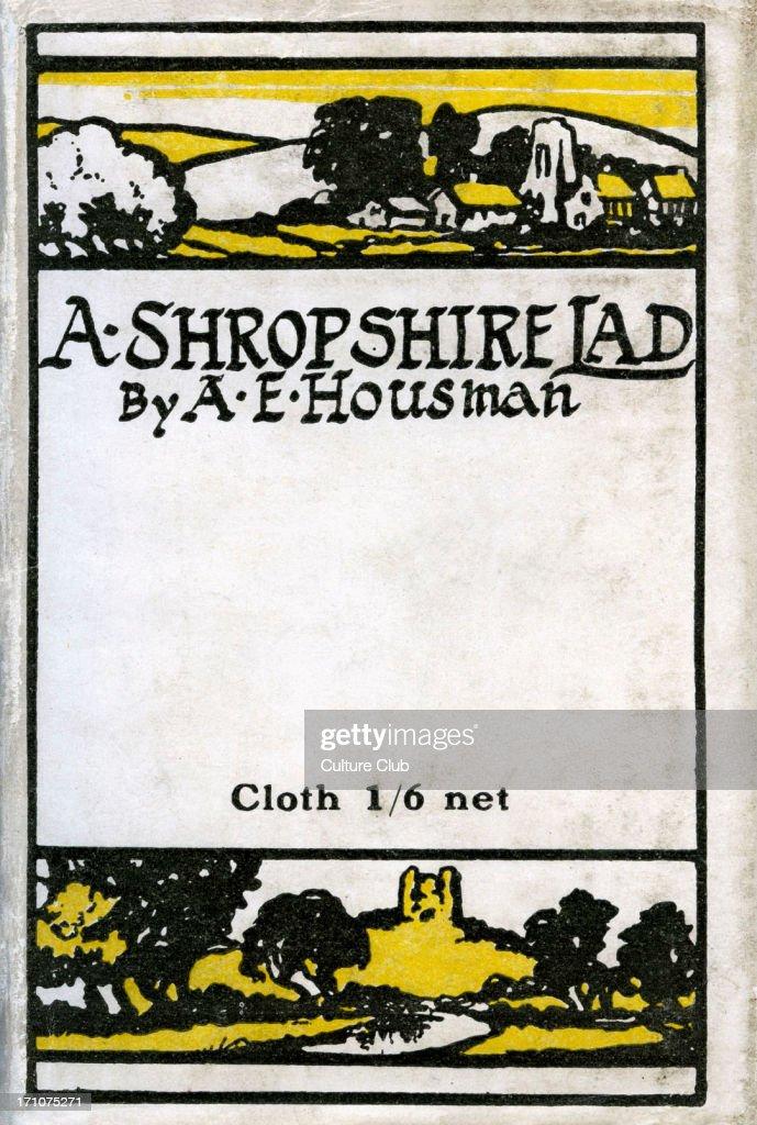 the shropshire lad poem