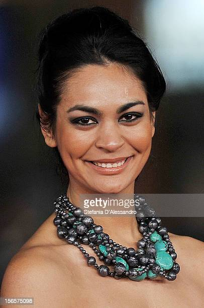 Shruti Ganguly attends 'Dream Tar' Premiere during The 7th Rome Film Festival on November 16 2012 in Rome Italy