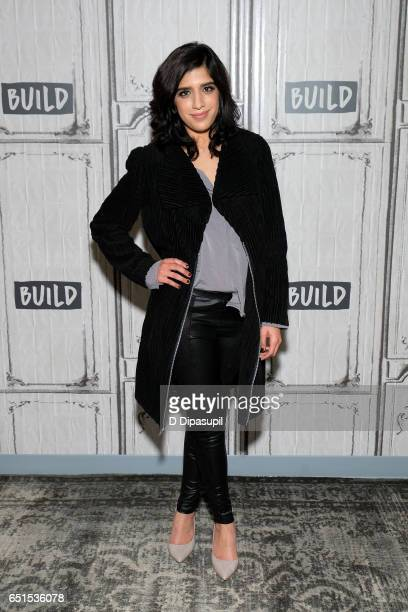Shruti Sadana attends the Build Series to discuss Inflatable K at Build Studio on March 10 2017 in New York City