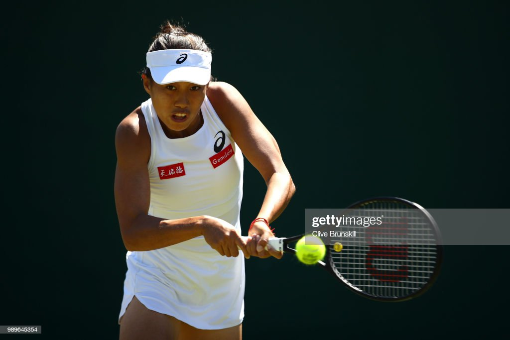 Day One: The Championships - Wimbledon 2018 : Nachrichtenfoto