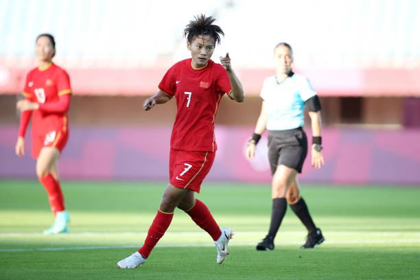 JPN: China v Zambia: Women's Football - Olympics: Day 1