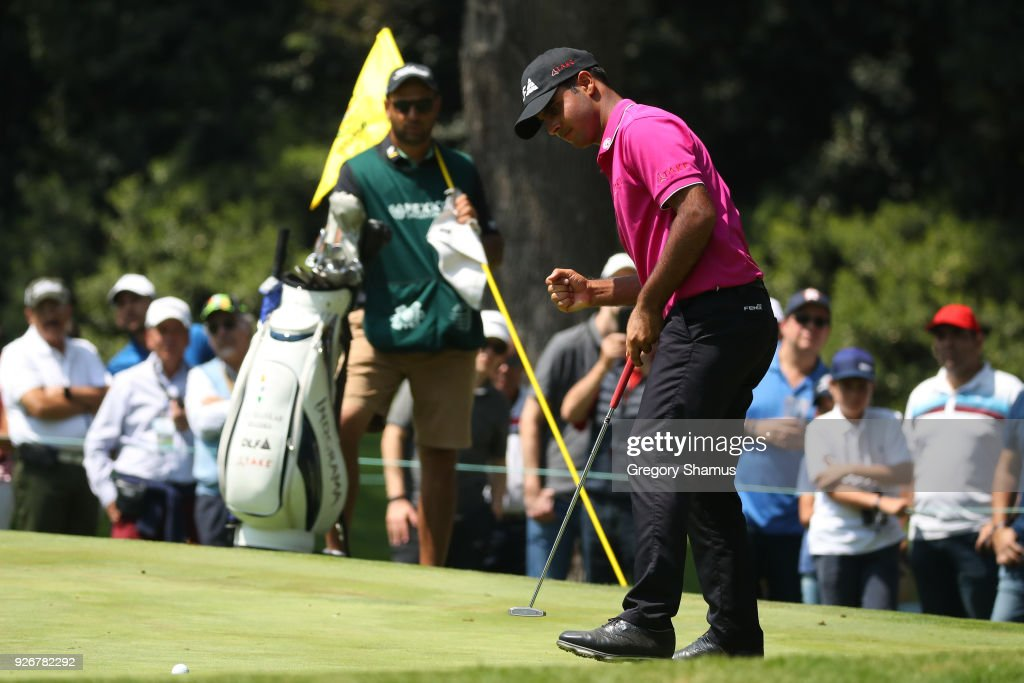 World Golf Championships-Mexico Championship - Round Three