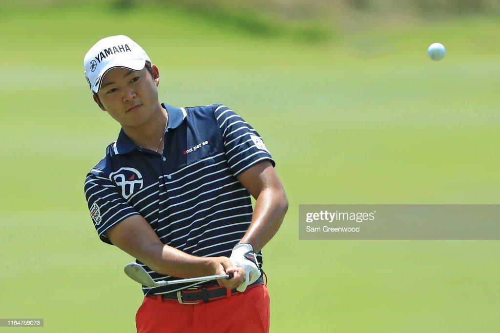 World Golf Championship-FedEx St Jude Invitational - Final Round : ニュース写真