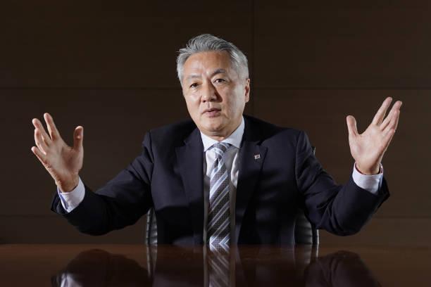 JPN: Bridgestone Tire Shop and Chief Executive Officer Shuichi Ishibashi Interview