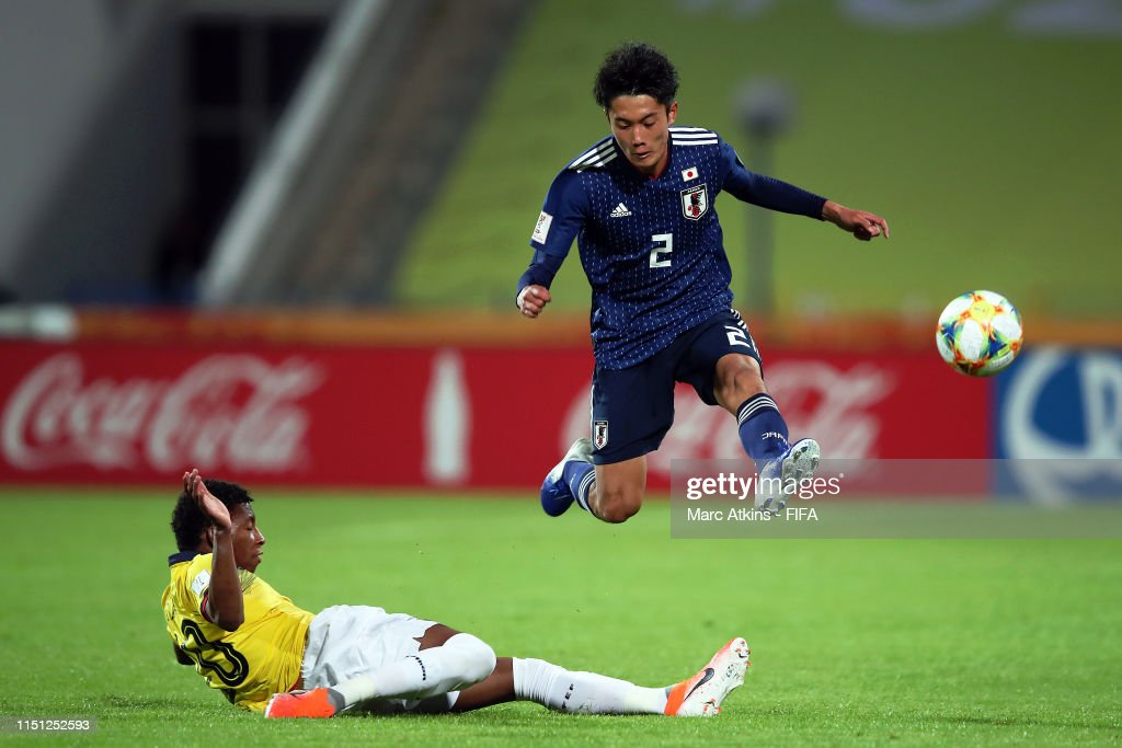 POL: Japan v Ecuador: Group B - 2019 FIFA U-20 World Cup