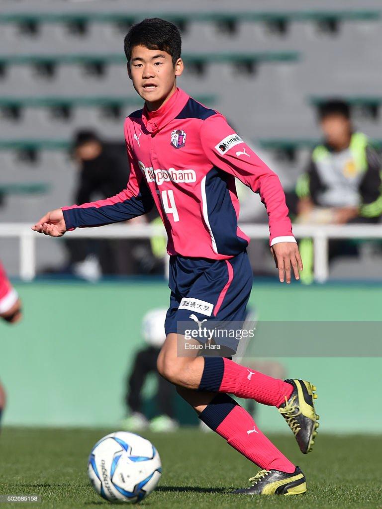 Cerezo Osaka U-15 v Gamba Osaka Junior Youth - Prince Takamado Trophy All Japan Youth (U-15) Football Tournament Final : ニュース写真